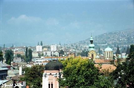 السياحة في سراييفو عاصمة البوسنة
