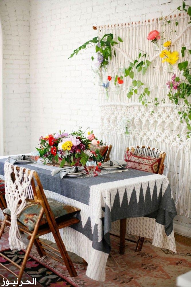 ديكورات غرف طعام وسفره بسيطة 2020 بالصور