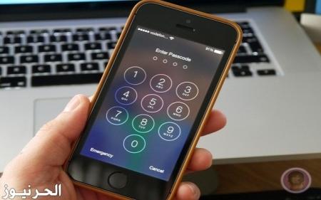 طريقة فتح قفل الايفون إذا نسيت الرقم السري بدون فورمات