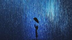 دعاء نزول المطر والرياح