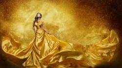تفسير حلم اللون الذهبي في المنام