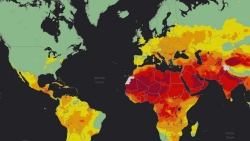 اثر تلوث البيئة في خارطة توزيع السكان