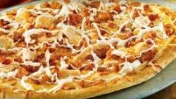 طريقة بيتزا الرانش في المنزل