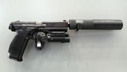 تفسير حلم شراء مسدس في المنام