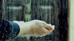 تفسير حلم غسل الوجه بماء المطر في المنام