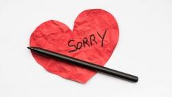 اجمل رسالة اعتذار للزوجة