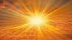 تفسير رؤية أشعة الشمس في المنام