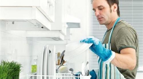 تفسير حلم الميت يغسل صحون في المنام