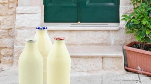تفسير حلم توزيع الحليب في المنام