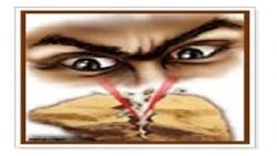 تفسير رؤية التعرض للعين في المنام