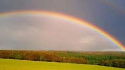 تفسير حلم ألوان قوس قزح في المنام