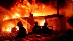 تفسير النار تحرق شخص ميت في المنام