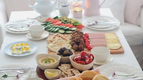 أهمية وجبة الإفطار بالنسبة للأطفال