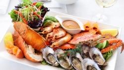 مطعم دارين للمأكولات البحرية بالرياض