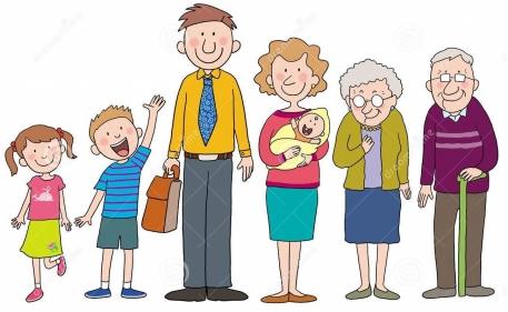 تفسير حلم زيارة الأقارب في بيت العائلة في المنام