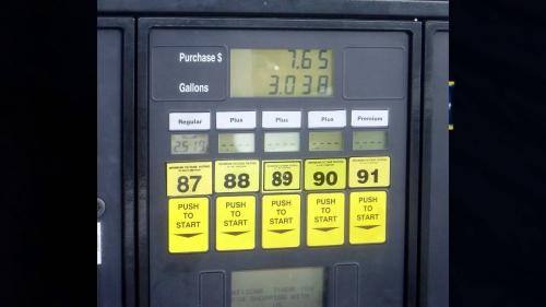 تفسير رؤية كمية كبيرة من البنزين في المنام