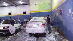 Vavoom car wash company