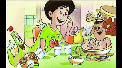 افضل وجبة إفطار صحية
