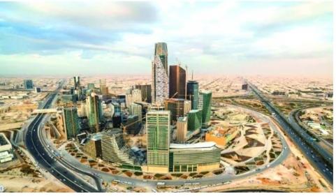 أفصل أحياء الرياض 1442
