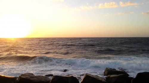 تفسير ارتفاع منسوب البحر في المنام