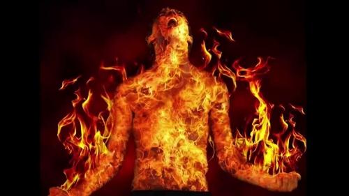 تفسير حلمت اني من أهل النار في المنام