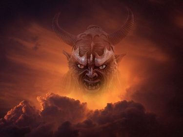 تفسير ضرب الشيطان في المنام