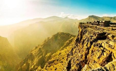 تفسير رؤية الجبل في المنام
