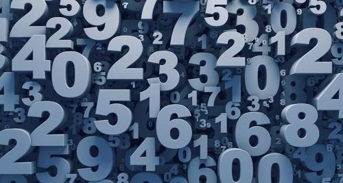 تفسير حلم رؤية الأعداد الأرقام في المنام