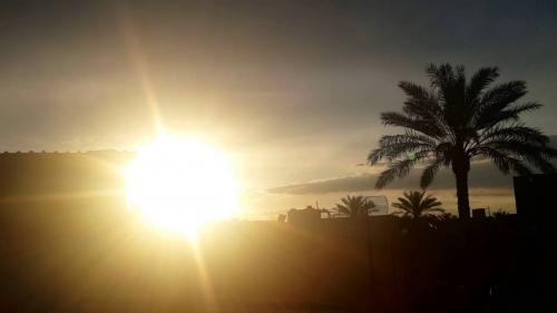 تفسير حلم الشمس سوداء في المنام
