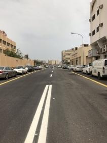 تفسير حلم المشي في الشارع