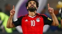 اصابة اللاعب المصري محمد صلاح بالكورونا