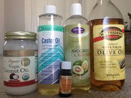 وصفات طبيعية لتغذية الشعر 7 زيوت