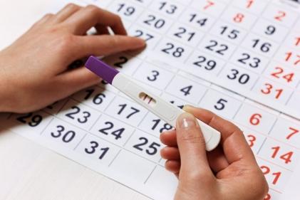 حدوث تقلصات ونزول قطرات دم من علامات الحمل