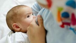 تغيرات الثدي في الثلاث أشهر الوسطى من الحمل
