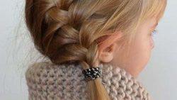 تسريحات شعر بسيطة للمناسبات للشعر الطويل