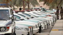 هل يجب تسديد المخالفات عند شراء سيارة