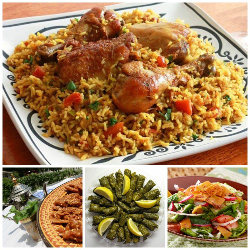 جدول اكلات رمضان 2021 بالصور
