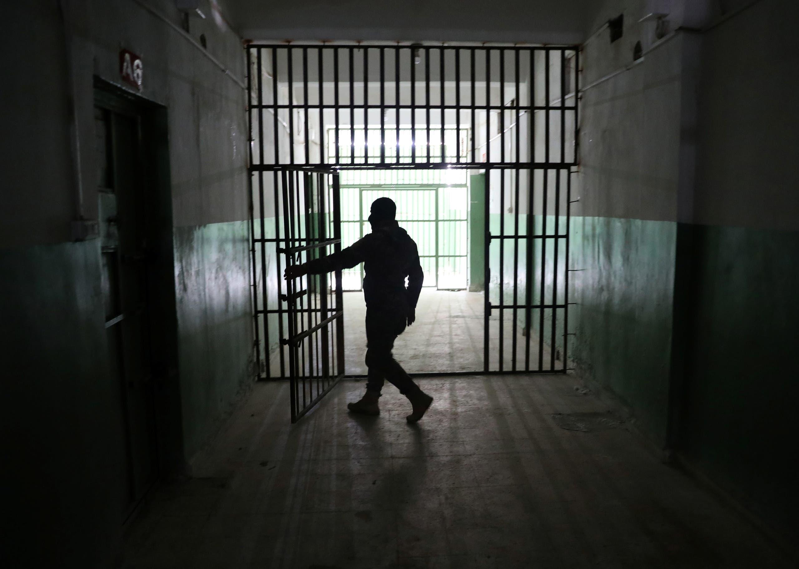 تفسير حلم السجين في المنام لابن شاهين